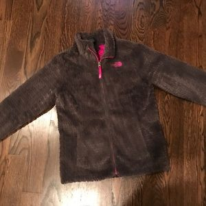 The North Face girls jacket size large (14-16)
